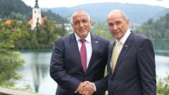 Задълбочаването на двустранното сътрудничество обсъдиха Борисов и словенският му колега
