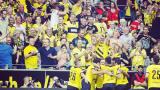 Официално: Дортмунд продаде звезда на Мьонхенгладбах