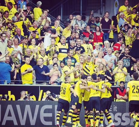 Дортмунд и Леверкузен вкараха 13 гола!