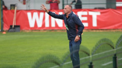 Антони Здравков: Теренът затрудни и двата отбора