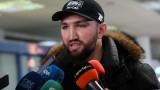 Фюри пристигна в София и се закани: Ще сляза от ринга като победител