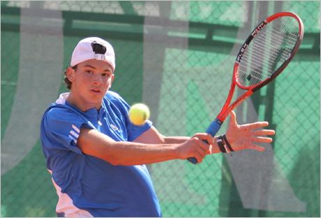 Григор Димитров загуби първия си мач при мъжете