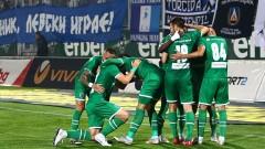 Лудогорец свали Левски от върха в Първа лига в зрелищен сблъсък