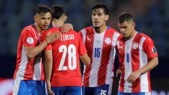 Парагвай се справи с Чили и е на четвъртфиналите на Копа Америка