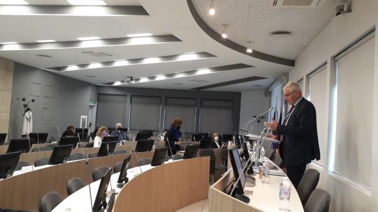 КНСБ не вижда национална стратегия за справяне с COVID-19