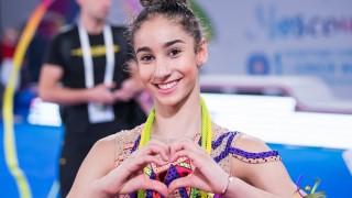 Ева Брезалиева с шесто място на въже на световното