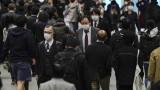 Сингапур и Токио отчетоха рекорден ръст на заразените с коронавируса