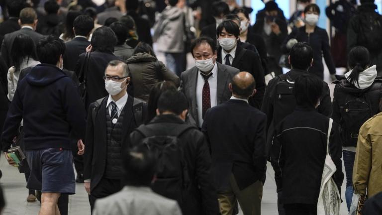 Трети пореден ден Токио регистрира над 200 нови случаи на