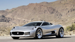 Jaguar представи автомобил с 6 двигателя