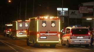 17-годишен афганистанец нападна с брадва пътници в германски влак