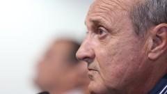 Делио Роси остава треньор на Левски поне до края на сезона