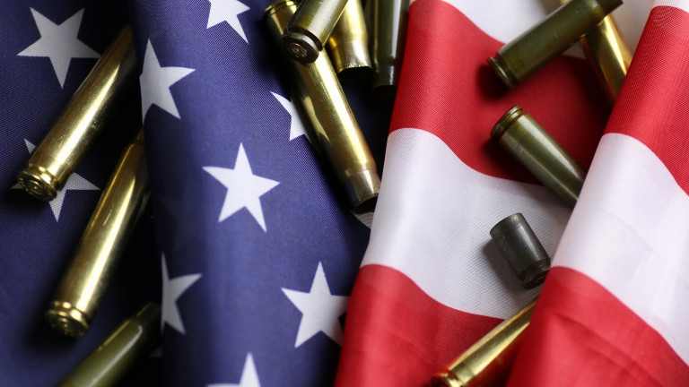 Една трета от износа на оръжия по света идва от САЩ