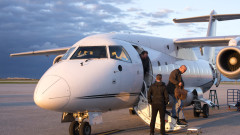Личните самолети на техно милиардерите