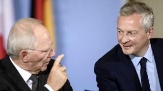 """Франция видя """"възможност"""" за финансовата система на еврозоната от Брекзит"""