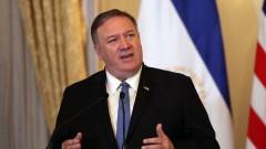 Помпео: САЩ не са давали зелена светлина на Турция за операцията в Сирия