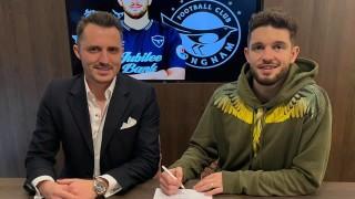 Бившият нападател на ЦСКА и Левски Серджиу Буш подписа с корейски тим