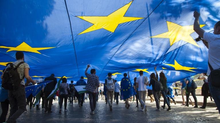"""Кандидатстването за инициативата """"Опознай ЕС"""" изтича днес"""