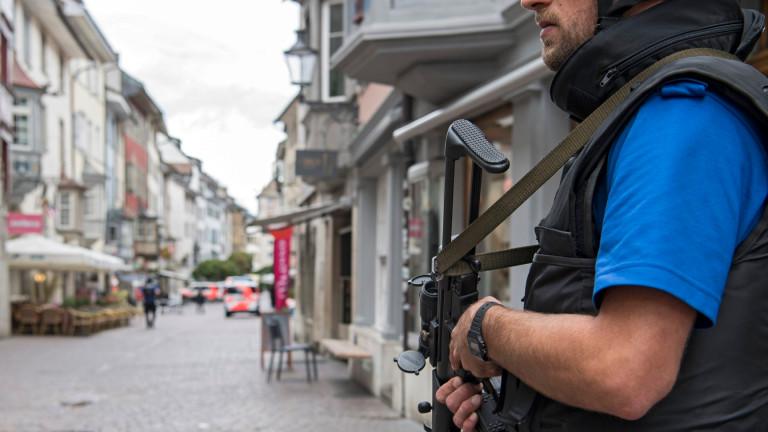 Швейцарските власти арестуваха двама заподозрени, свързани с атентата в Марсилия,