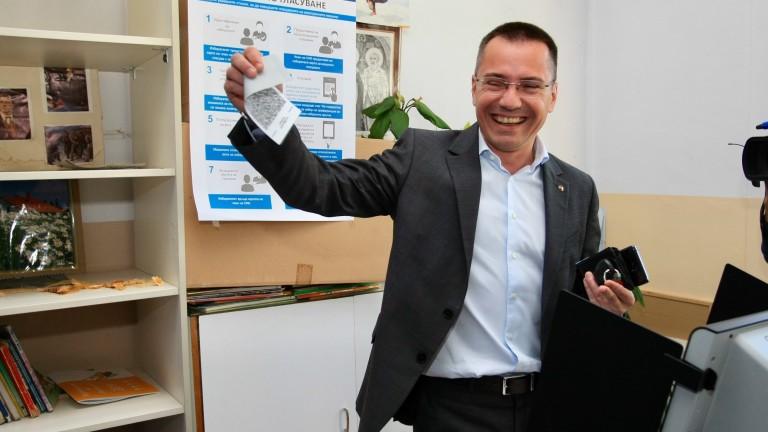 Джамбазки: Отивам да стана кмет на София, ако ще и на петия избор