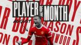 Мейсън Гринууд е Играч на месеца за Манчестър Юнайтед
