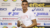 Нападателят на ЦСКА Кирил Десподов: Няма да стъпвам 10 сантиметра над земята, вече съм си патил