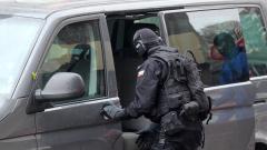 Полиция и ДОТИ обезвреждат мина край пътя Русе - Силистра