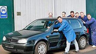 Монтираха неоригинални части в автомобил Golf