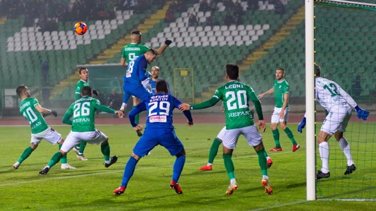 Кандидат - шампионът Левски жестоко се издъни и в Стара