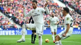 Атлетико преклони глава пред мощта на Реал (Мадрид)