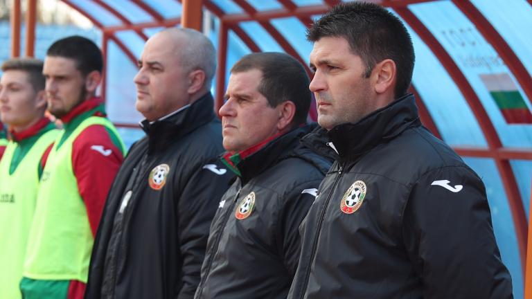 Българският нападател Мартин Минчев беше избран за най-добър футболист на