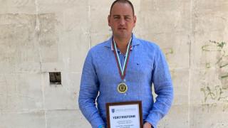 Поредно световно признание за Петър Стойчев