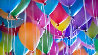 Защо хелиевите балони трябва да бъдат забранени