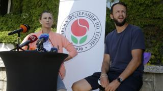 Кметът на Пловдив Здравко Димитров подари на Цветана Пиронкова маска на Севт III