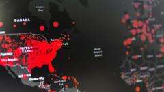 От Атлантическия до Тихия океан - САЩ затяга блокирането заради бума на нови инфекции