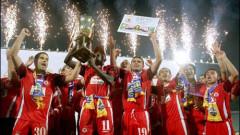 Пифа носи Суперкупа №2 на ЦСКА, Левски с двама по-малко на терена