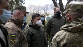 Двама украински войници са убити от проруски сепаратисти в Източна Украйна