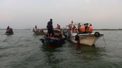 66 са жертвите от потъналия ферибот в Бангладеш
