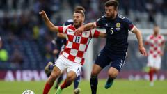 Хърватия - Шотландия, Влашич открива