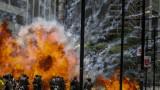 Седем полицаи са ранени във Венецуела