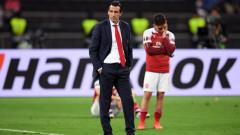 Унай Емери: Челси заслужи победата, не успяхме да постигнем целта си
