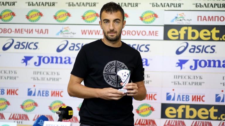 Изненада: Даниел Младенов вече не е футболист на Етър