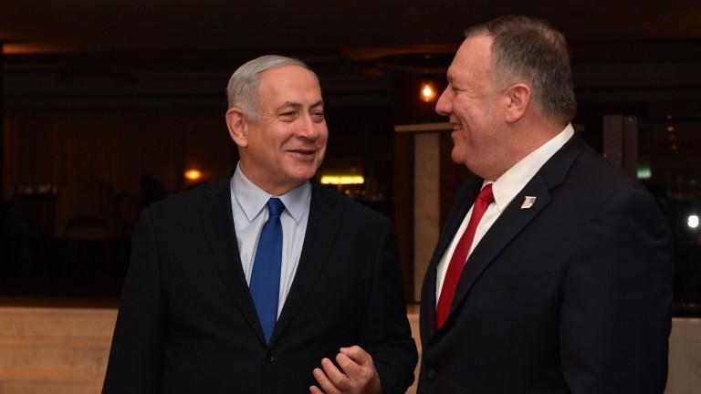 Премиерът на Израел Бенямин Нетаняху обяви, че страната му има