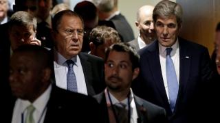 Лавров и Кери търсят изход от сирийската криза със среща в Хамбург