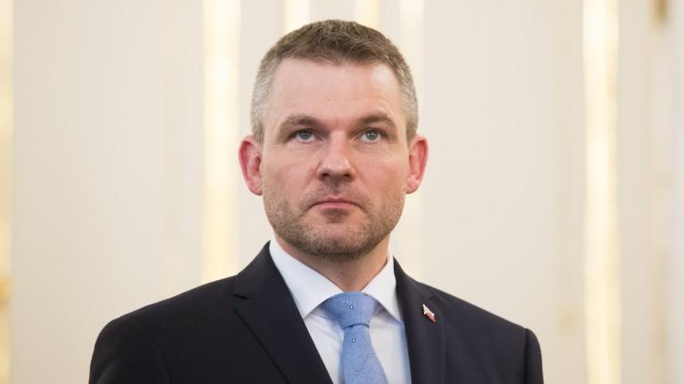 Президентът на Словакия Андрей Киска отхвърли предложения състав на правителство