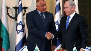 Не знаем кой извърши атентата в Бургас, обяви Борисов в Йерусалим