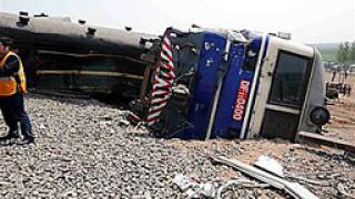 Превишена скорост е причината за ЖП инцидента в Китай
