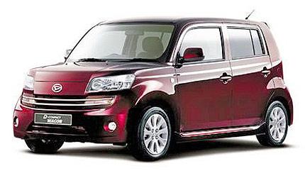 Daihatsu се съсредоточава към европейския пазар