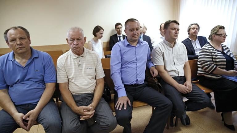 Водачът на руски снегорин, причинил смъртта на шефа на Total, се призна за виновен