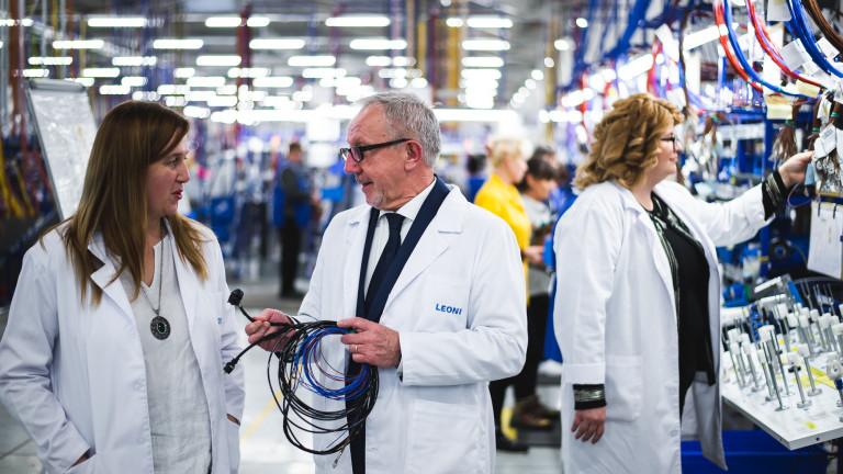 Leoni: Германската компания, която влага 32 млн. евро в Плевен