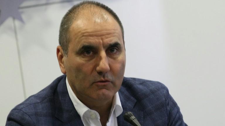 Цветанов видя хибридна война срещу България заради убийството в Русе